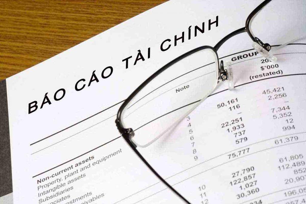Những lỗi sai trong báo cáo tài chính mà doanh nghiệp thường mắc phải