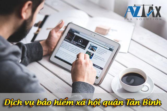 Dịch vụ bảo hiểm xã hội quận Tân Bình