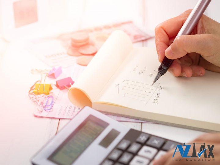 quy trình lập báo cáo thuế