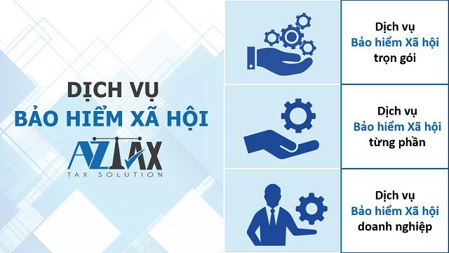 Dịch vụ Bảo hiểm Xã hội AZTAX