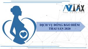 Dịch vụ đóng bảo hiểm thai sản 2020