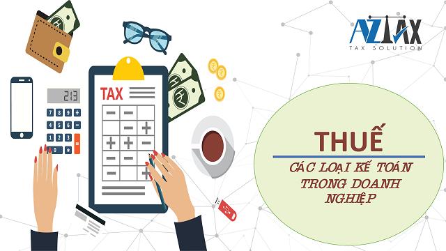 Thuế và tầm quan trọng của kế toán thuế trong doanh nghiệp.