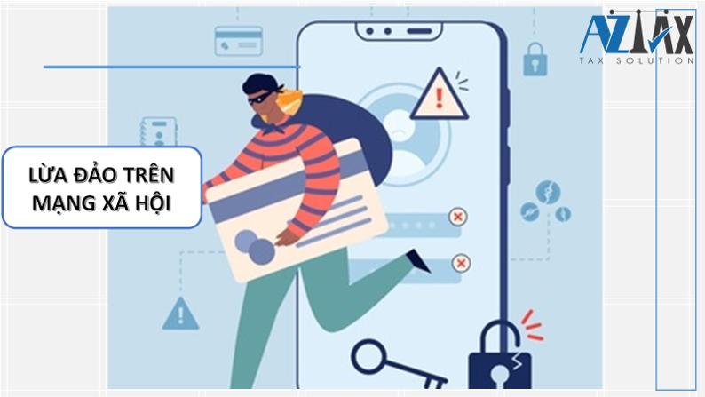 Lừa đảo trên mạng xã hội dịch vụ nhận bảo hiểm xã hội một lần