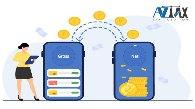 Cách tính lương gross sang net