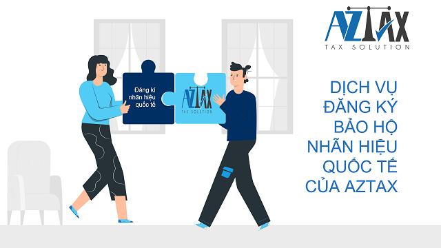 Dịch vụ đăng ký nhãn hiệu quốc tế của AZTAX