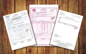 Về việc không phát sinh hóa đơn