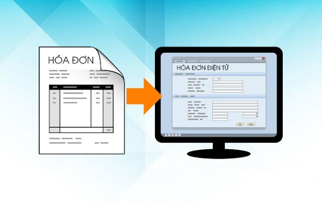 Ưu điểm của hóa đơn điện tử so với hóa đơn giấy