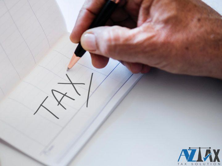 quy trình làm báo cáo thuế