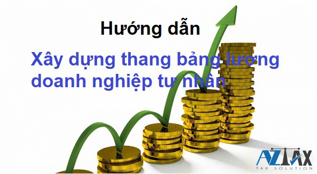thang bảng lương doanh nghiệp tư nhân