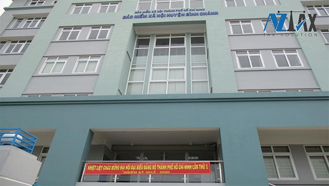 Cơ quan Bảo hiểm xã hội huyện Bình Chánh
