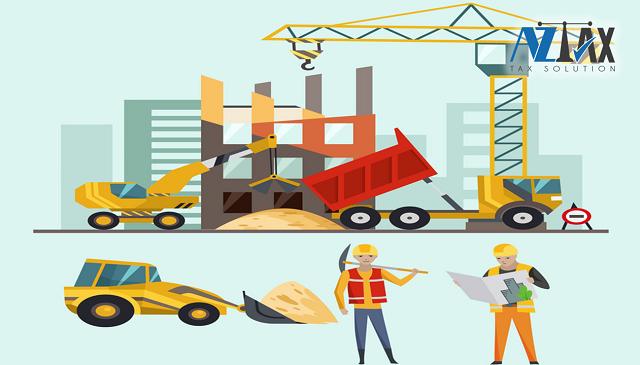 Ngành xây dựng được giảm mức đóng Bảo hiểm xã hội
