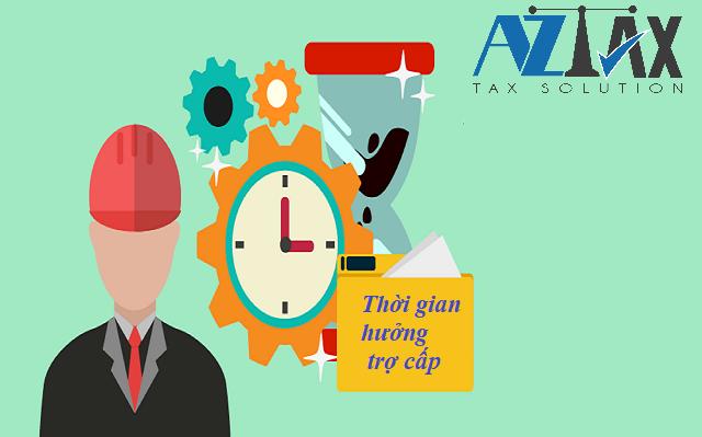 Thời gian hưởng trợ cấp thất nghiệp phụ thuộc vào nhiều yếu tố