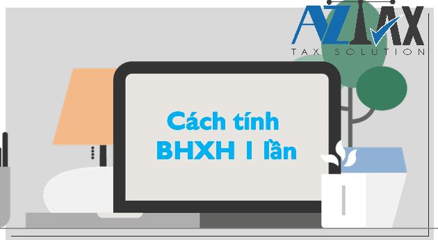 Mức trợ cấp BHXH 1 lần phụ thuộc vào thời gian tham gia bảo hiểm của người lao động