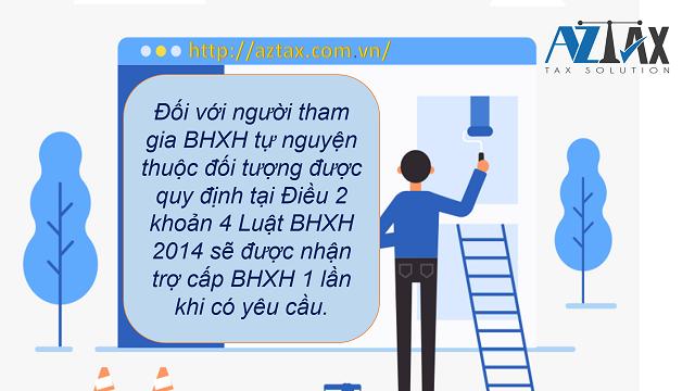 Quy định BHXH 1 lần đối với người tham gia BHXH tự nguyện