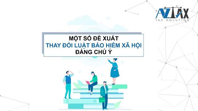 Đề xuất thay đổi luật BHXH