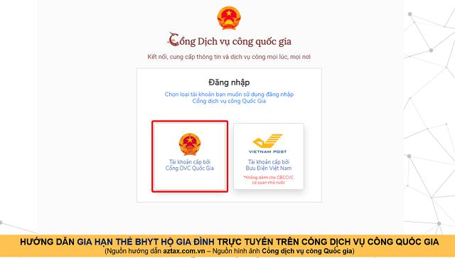 Hướng dẫn gia hạn BHYT online - Bước 7