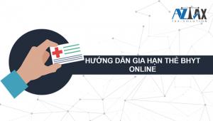 Hướng dẫn gia hạn thẻ BHYT hộ gia đình online kèm hình ảnh