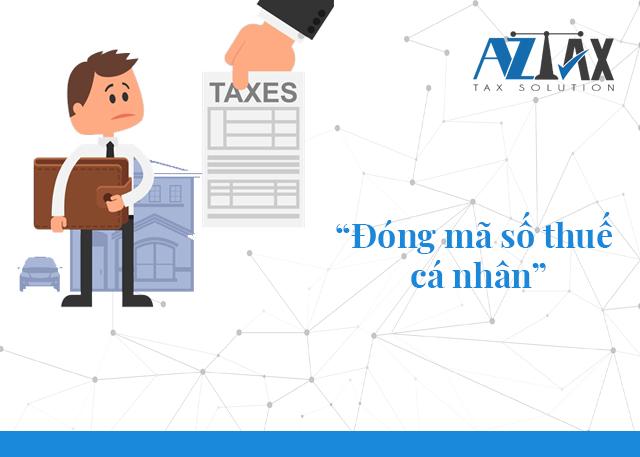 Đóng mã số thuế cá nhân