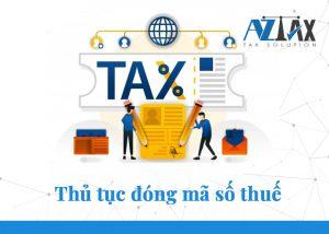 Thủ tục đóng mã số thuế