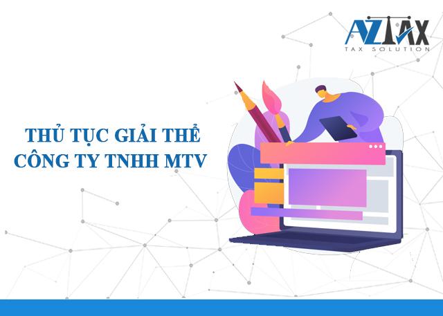 Giải thể công ty TNHH MTV